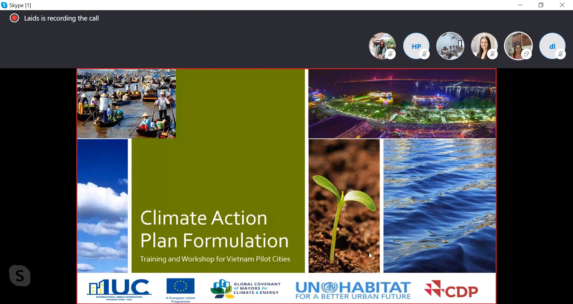 Vietnam : IUC Asia Supports Da Nang to Alleviate the Impacts of Climate Change